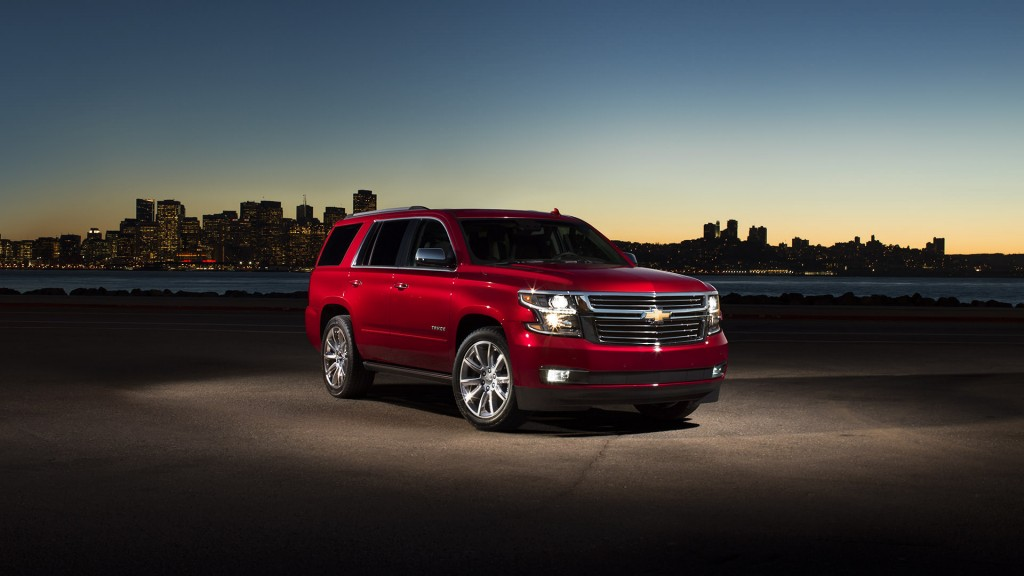 2017 Chevy Tahoe image
