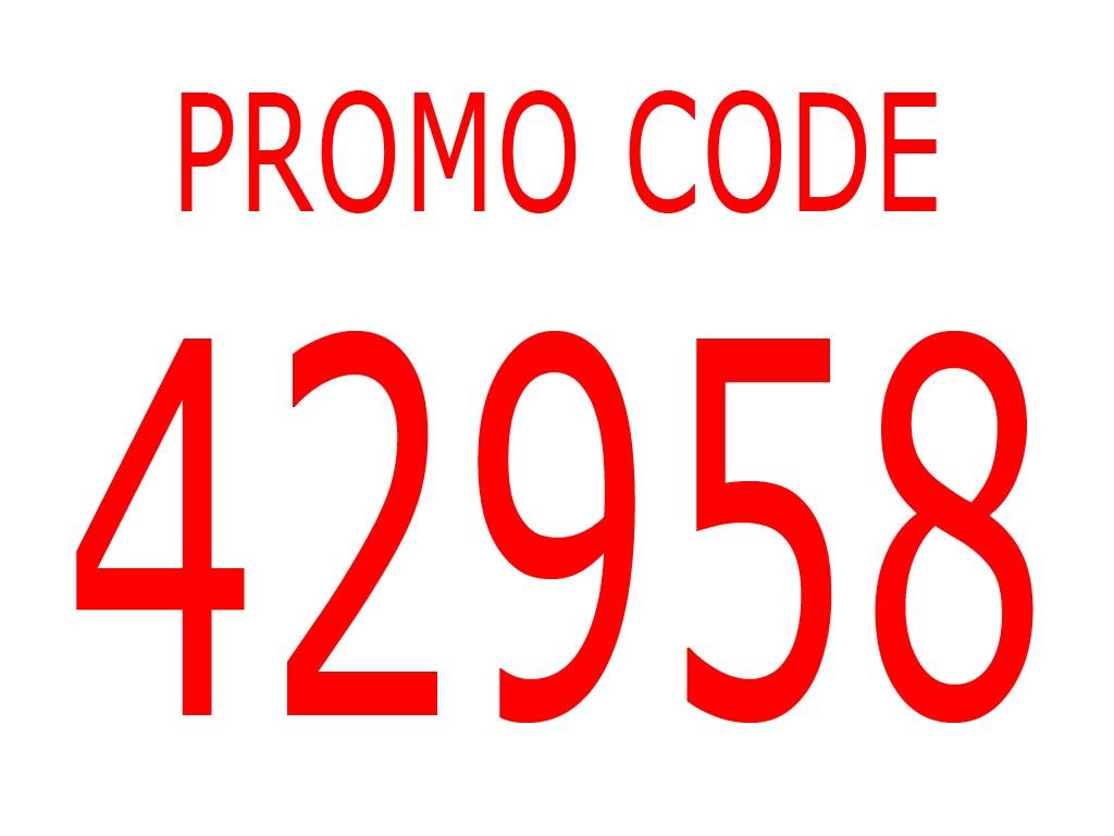 discount promo code